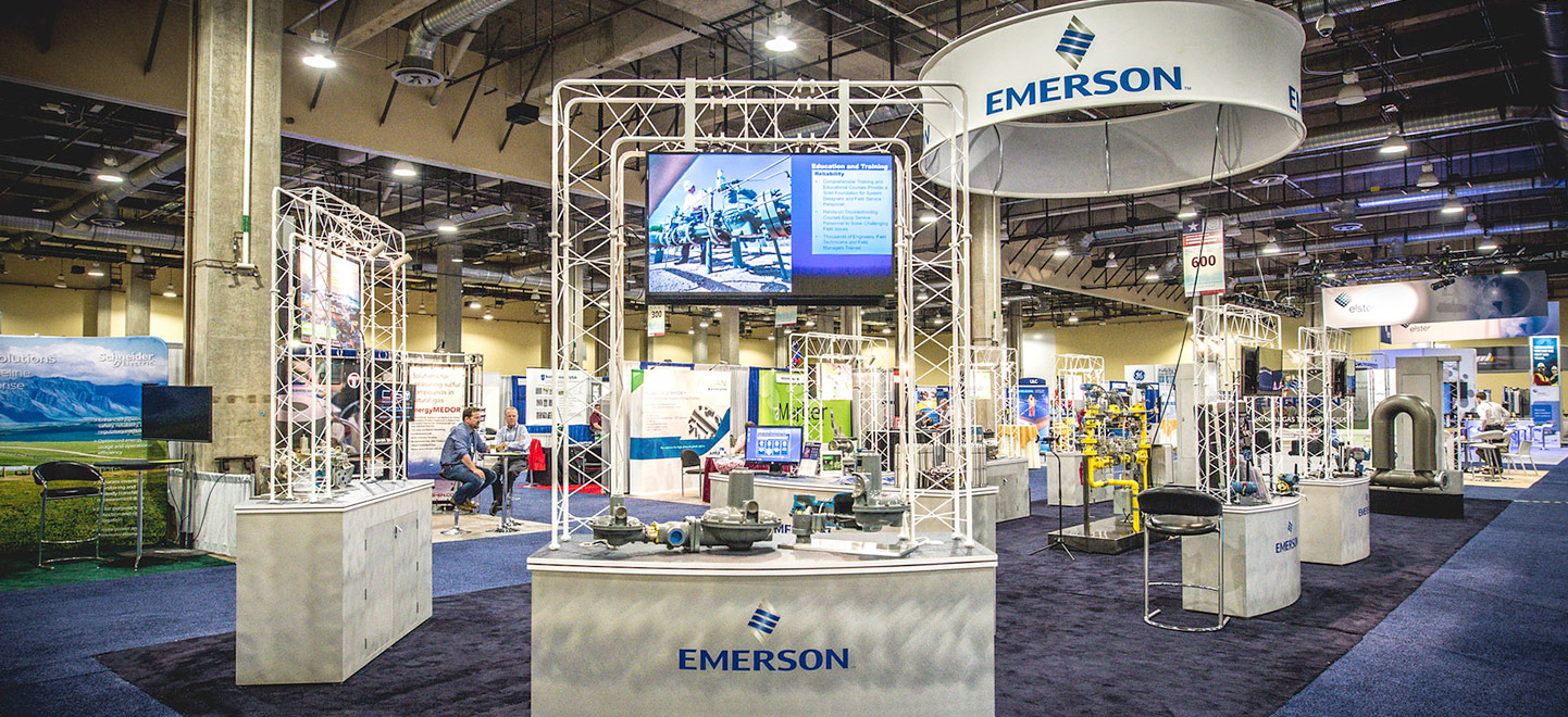 Emerson Tradeshow Display