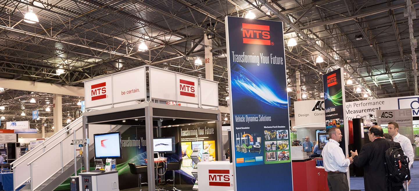 MTS Tradeshow Display